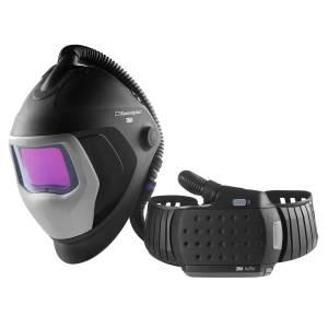 3M Speedglas Welding Helmet 9100XXi Air with Adflo PAPR