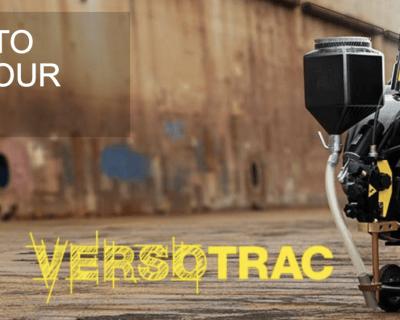 VERSOTRAC – WELDING TRACTOR