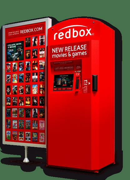 Redbox freebies 2018