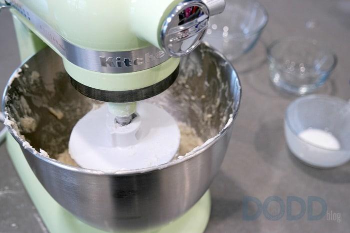This KitchenAid Artisan Mini Mixer Helps Making These