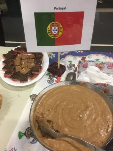 dessert from Portugal