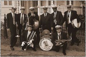 Great American Brass Band Week - Prof Anger's Song of the Indeterminate Period of Time (a little quirky, a little poppy)?