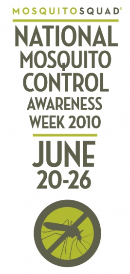 National Mosquito Control Awareness Week - Mosquito Control Awareness