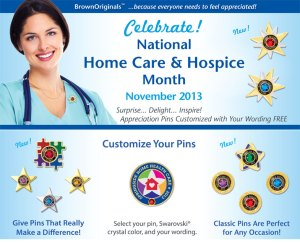 National Home Care & Hospice Month - Celebrate National Home Care