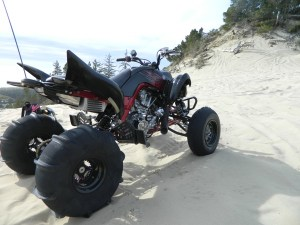 Raptor Month - Yamaha YFZ or Raptor 700R Atv?