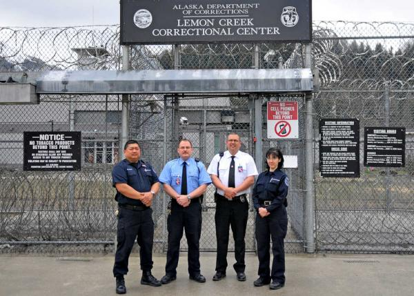 National Correctional Officers Week celebrated