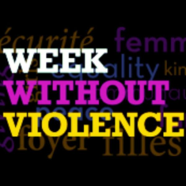 YWCA Week Without Violence™ October 14 - 20, 2013 - Diggit Victoria