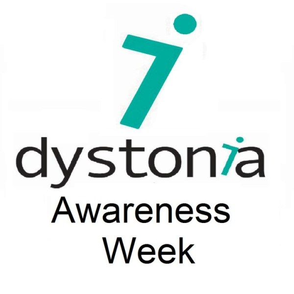 May 5th-13th is Dystonia Awareness week. I did ...