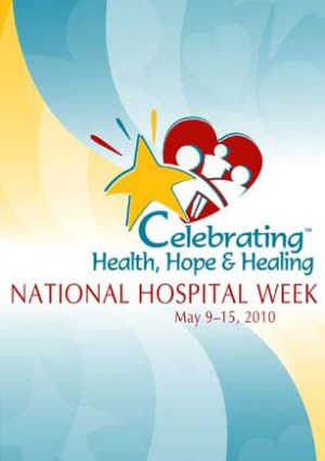 National Hospital Week - 35+weeks and wondering?