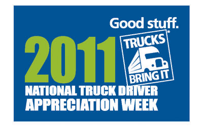 National Truck Driver Appreciation Week in the news - All That's ...