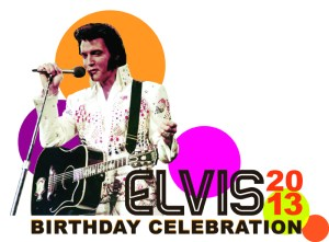 Elvis' Birthday Celebration Week - Tickets for the 2013 Birthday