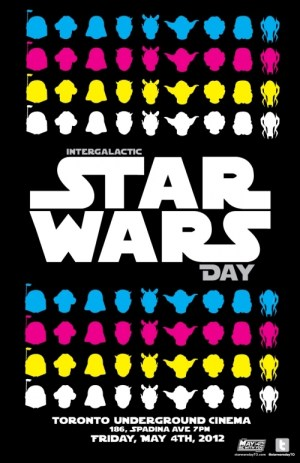 Intergalactic Star Wars Day - Which 'Star Wars' character are you most like?