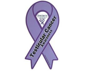 Testicular Cancer Awareness Week - Is anyone else upset that breast cancer is the only publicized awareness month?