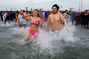 Polar Bear Plunge Day - how many polar bear clubs are in Russia?