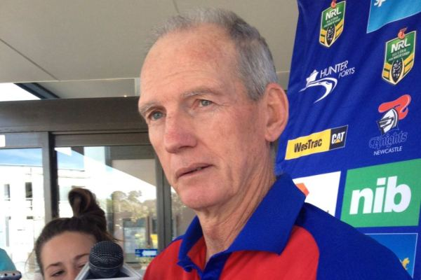 Newcastle Knights coach Wayne Bennett ready for NRL season despite ...