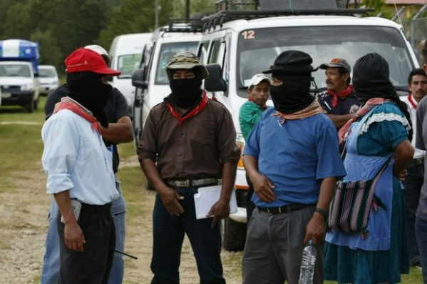 National and International Week of Solidarity with the Zapatistas ...