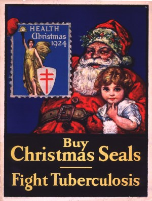 Christmas Seal Campaign - I heard that Guniness beer is good for you. Is that really true?