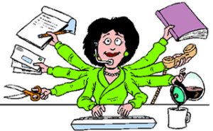 Administrative Professionals Week - POLL: Did you know that next week is Administrative Professionals week?