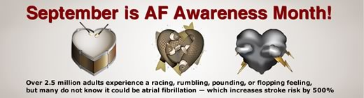 Likelihood of Atrial fibrillation?