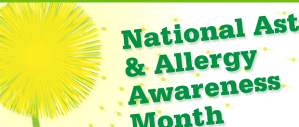 National Allergy Month - Does each month have a special meaning?