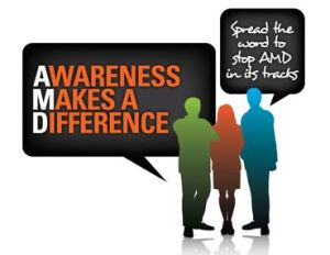 AMDLow Vision Awareness Month - Low Vision Awareness Month