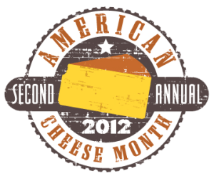 American Cheese Month - American food and drink?