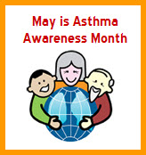 Asthma Awareness Month - whats causes coughing fits and shortness of breath plus wheezing and what treatment is available?