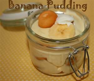 Banana Pudding Lovers Month - special things for spouse who is deployed?