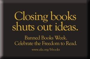 Banned Books Week - who's participating in banned book week?