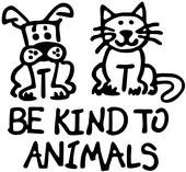 Be Kind To Animals Week - What are your thoughts about animal abuse?