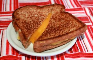 National Grilled Cheese Sandwich Month - miracle food items