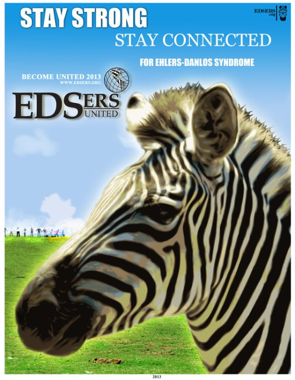 Stay Strong - Stay Connected for Ehlers-Danlos Syndrome (EDS) 2013 ...