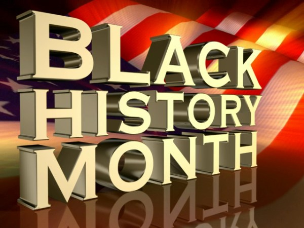 Black History month question?