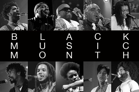June is Black Music Month but the detractors have been curiously quiet...any thoughts?