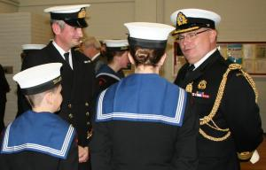 Sea Cadet Month - What is the Naval Sea Cadet Corps?
