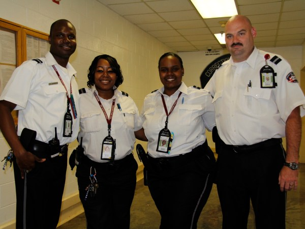 CCA Celebrates National Correctional Officers and Employees Week