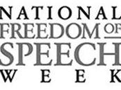 Are you aware that this week is also Freedom of Speech week? Oct 22- 28?