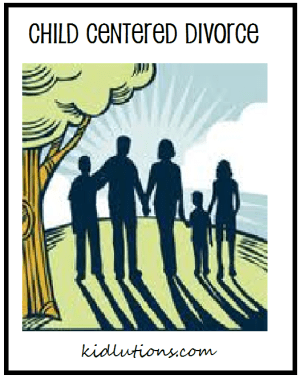 National Child-Centered Divorce Month - is National Child-Centered