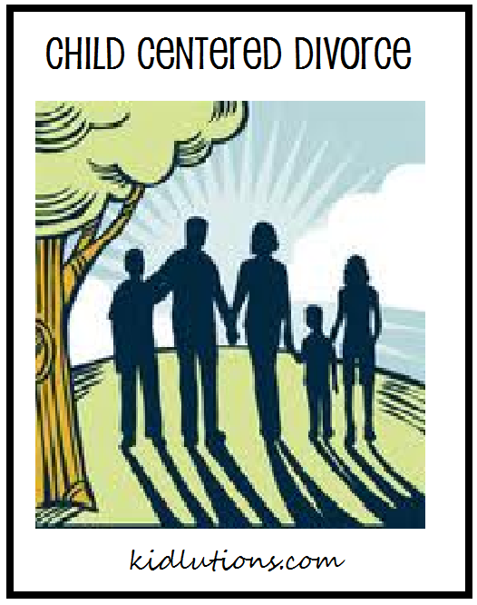 "Spin-Doctor Parenting"": Child-Centered Divorce"