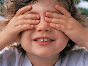 Child Vision Awareness Month - May and June are months of what awareness or cause?