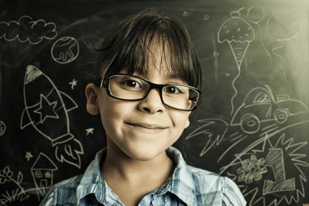 August is Children's Vision & Learning Month