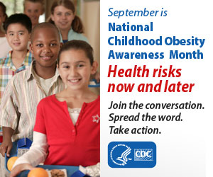 National Child Awareness Month - I've heard that October is National Breast cancer Awareness month.?