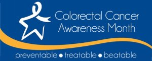 National Colorectal Cancer Awareness Month - Which months are cancer awareness months?