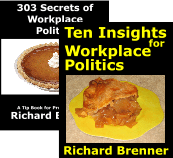 October Is Workplace Politics Awareness Month; office politics ...