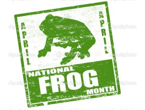 Frog Month - Best frog choice for a 30g?