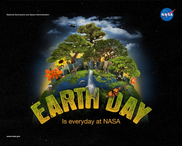 Earth Day 2021 - Thursday April 22, 2021