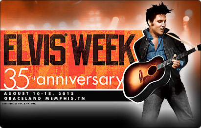 How do I find Elvis week in Canada?