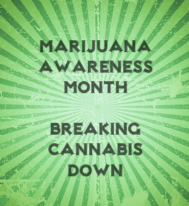 Marijuana Awareness Month - Random Holidays