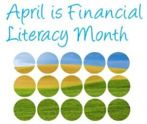 Financial Literacy Month - how can i improve my financial literacy ?please suggest?
