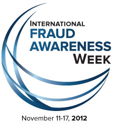 International Fraud Awareness Week
